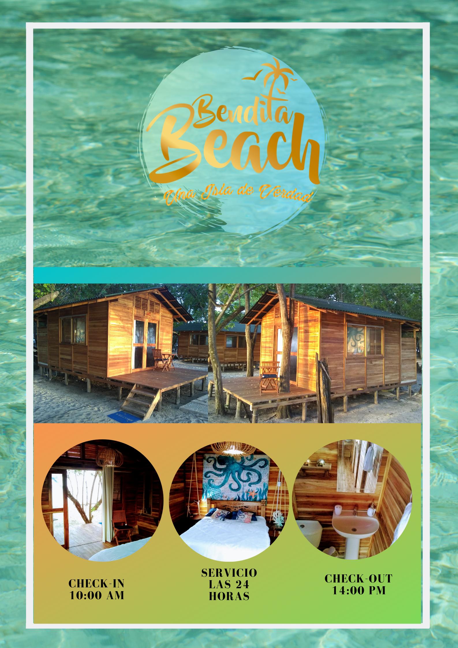 Hospedaje Bendita Beach